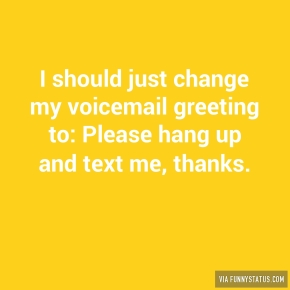 how to change voicemail greeting on iphone