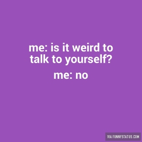 me-is-it-weird-to-talk-to-yourself-me-no-6060